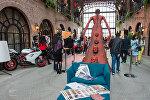 В Баку Медиа Центр состоялось мероприятие День Итальянского Дизайна