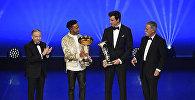 Формула-1 объявила в социальных сетях победителей в различных номинациях виртуального Оскара