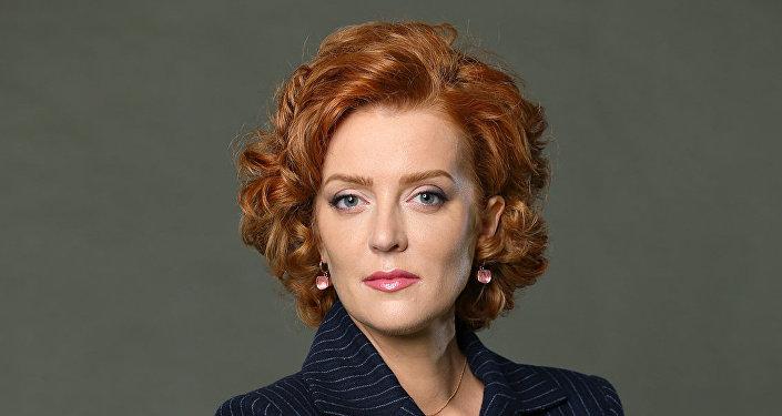 Ведущая программы Место встречи Ольга Белова