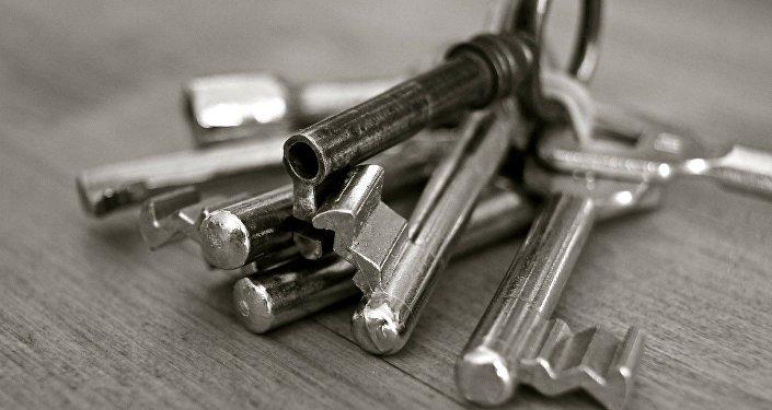 Связка ключей, фото из архива