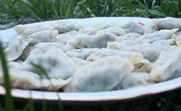 Гюрза с зеленью – блюдо праздничного вторника накануне Новруз