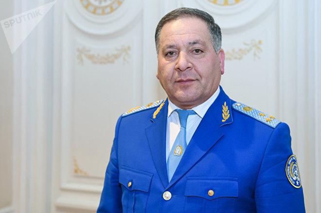 Директор Бакинского представительства Международного комитета защиты прав человека Исмаил Агаев