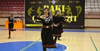 Бакинский турнир по танцам и черлидингу