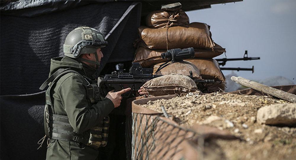 Эрдоган: турецкий войска готовы войти вцент Африн