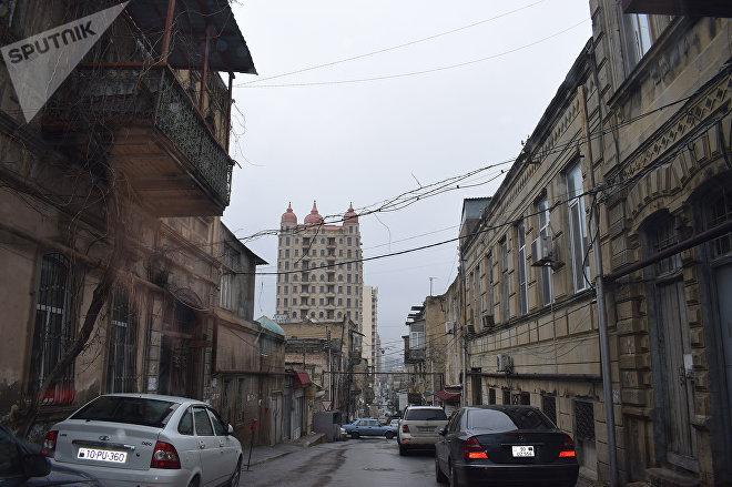 Yasamal rayonunun Sovetski adlanan ərazisi