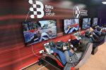 Очередной тур чемпионата на симуляторах Формулы-1