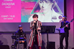 Сольный концерт Ляман Дадашевой в Центре современного искусства Yarat