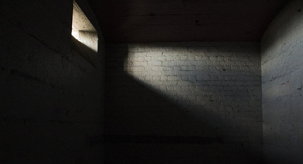Тюремная камера, фото из архива