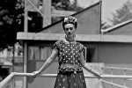 Мексиканская художница Фрида Кало, 14 апреля 1939 года