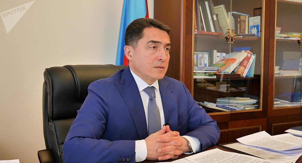 Председатель комитета Милли Меджлиса по правовой политике и государственному строительству Али Гусейнли