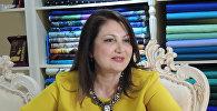 Известный азербайджанский дизайнер Егяна Садыгова