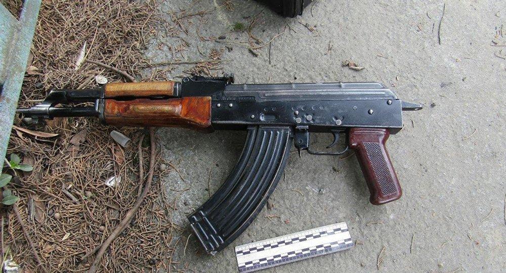 Gülgəz Məmmədovanın öldürüldüyü silah