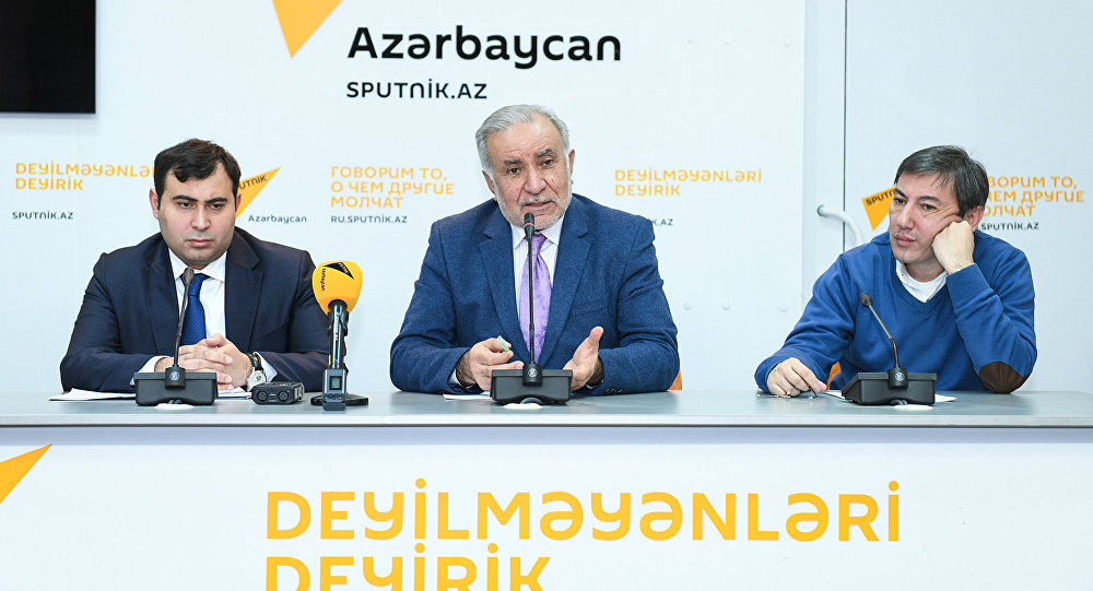 Пресс-конференция на тему Насколько и как защищен азербайджанский потребитель