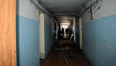 Здание общежития дважды признавали аварийным – в 2014 и 2016 годах