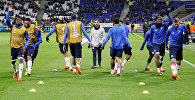 UEFA Avropa Liqasının 1/8 final mərhələsində keçirilən Lion və MOİK matçı