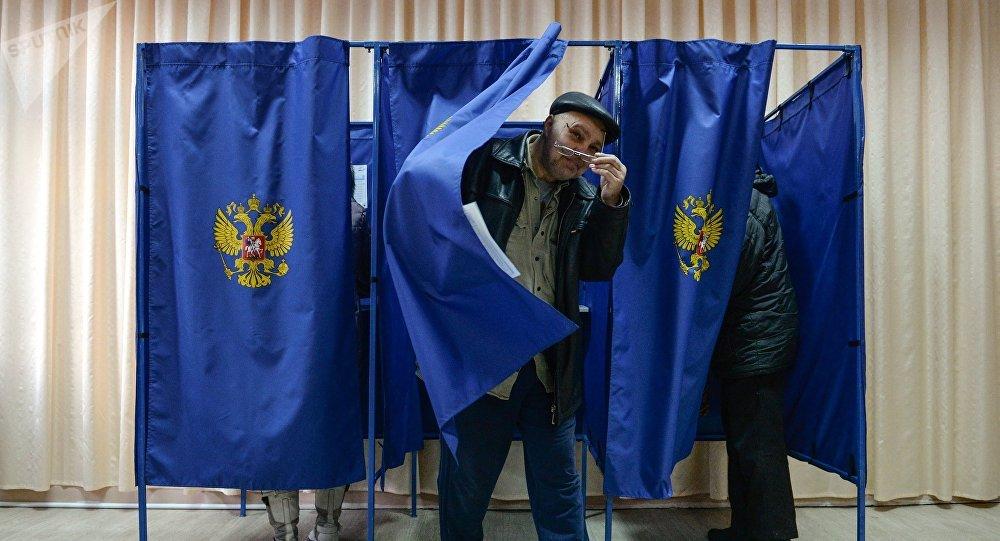 Наблюдатели назвали «хорошей» явку навыборах Президента России