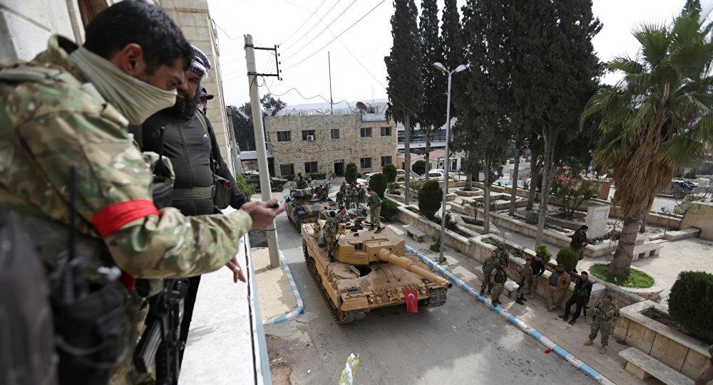 Анализ операции «Оливковая ветвь»: турецкая победа, с ложкой дегтя
