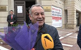 Рикмана не пустили проголосовать в посольство РФ в Баку