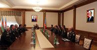 Группе военнослужащих присвоено очередное воинское звание полковник