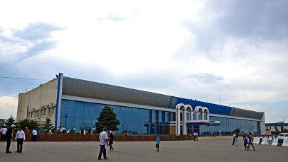 Аэропорт Уйташ в Махачкале, Дагестан