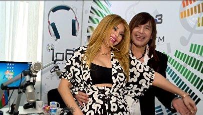 Айгюн Кязымова и Самир Багиров, фото из архива