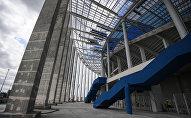 Строительство футбольного стадиона Нижний Новгород