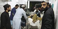 Əfqanistanda terror