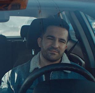 Кадр из клипа на песню Пора домой