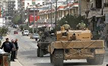 Турецкие ВС в Африне