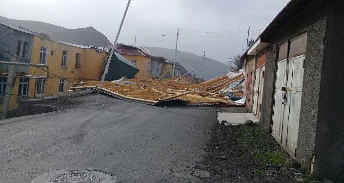 Пожар ввысокогорном массиве наюге Азербайджана потушен— МЧС