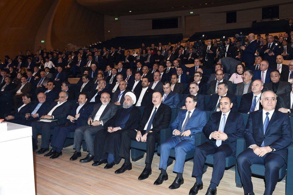Bakıda Azərbaycan-İran biznes forumu keçirilir
