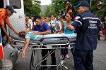 В Венесуэле в результате бунта и пожара, погибло 78 человек