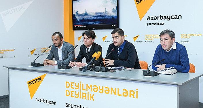 Azərbaycanlıların soyqırımının 100 illiyi faktlar və fotomateriallarda mövzusuna həsr olunmuş mətbuat konfransı