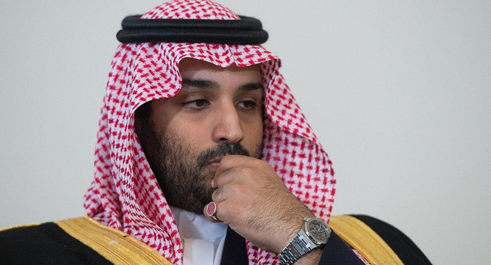 Наследный принц Саудовской Аравии Мухаммед бен Салман аль-Сауд
