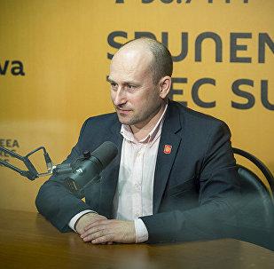 Политик Николай Стариков