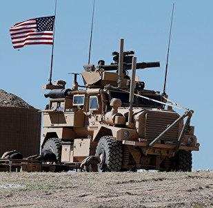 Американские солдаты в Сирии, фото из архива