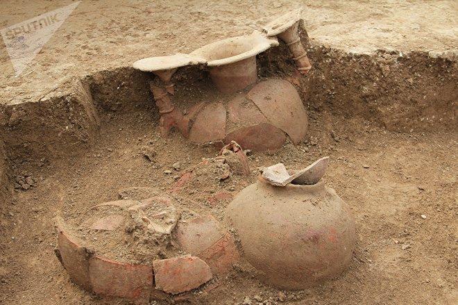Смешанные находки и фрагменты человеческих останков