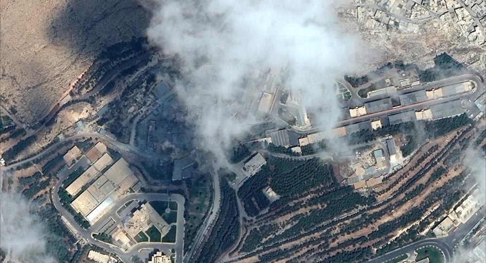 Армия Сирии применила «Панцирь» для отражения ракет коалиции— МинобороныРФ