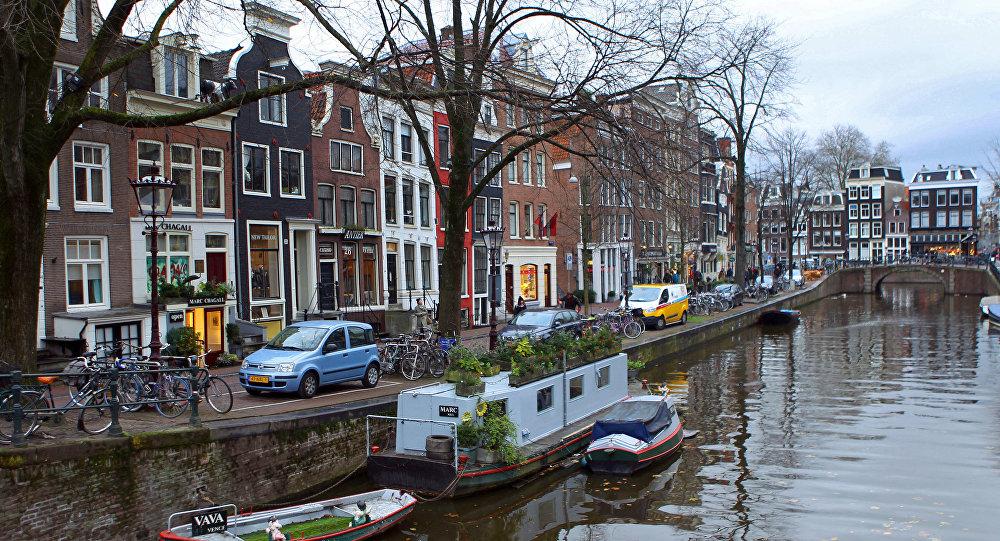 Амстердам, столица Нидерландов