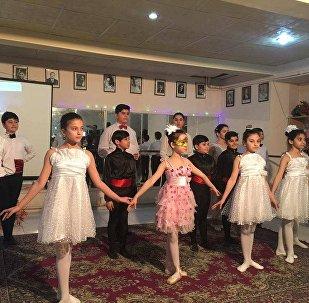 В Хореографическом отделении гимназии искусств при Азербайджанской национальной консерватории прошла неделя открытых уроков