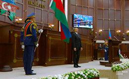 Интересные кадры с инаугурации президента Азербайджана