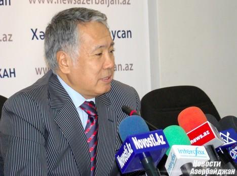 По его словам, из Казахстана, в основном, экспортируется нефть и пшеницу.